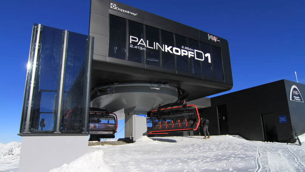 Palinkopfbahn in Ischgl