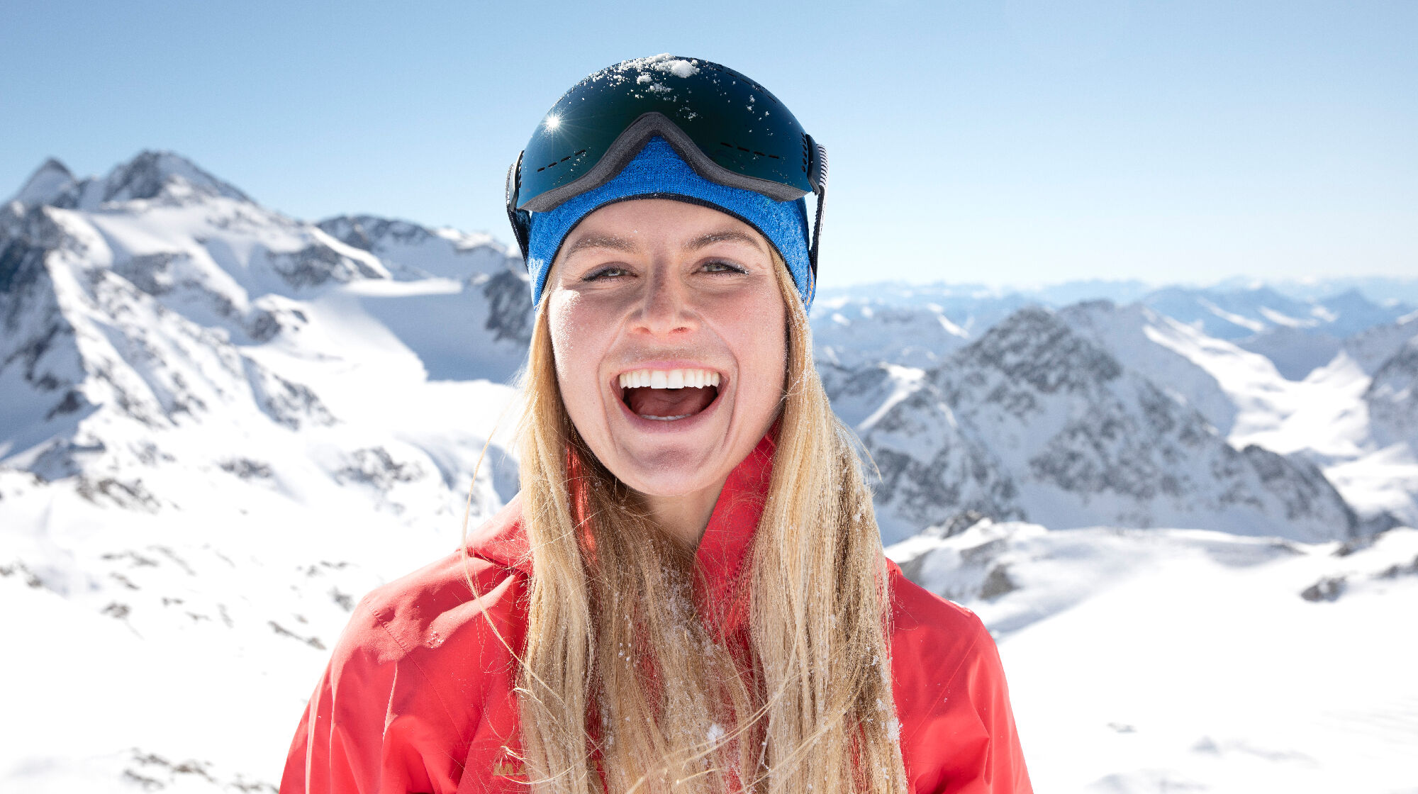 Skispaß auf den fünf Tiroler Gletschern