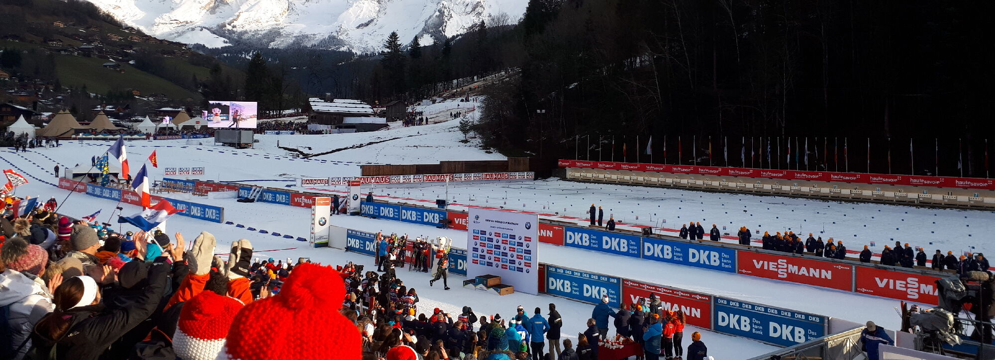 Biathlon World Cup 2019 Le Grand Bornand