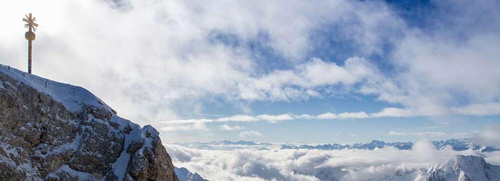 Die schönsten Aussichtspunkte der Zugspitzregion