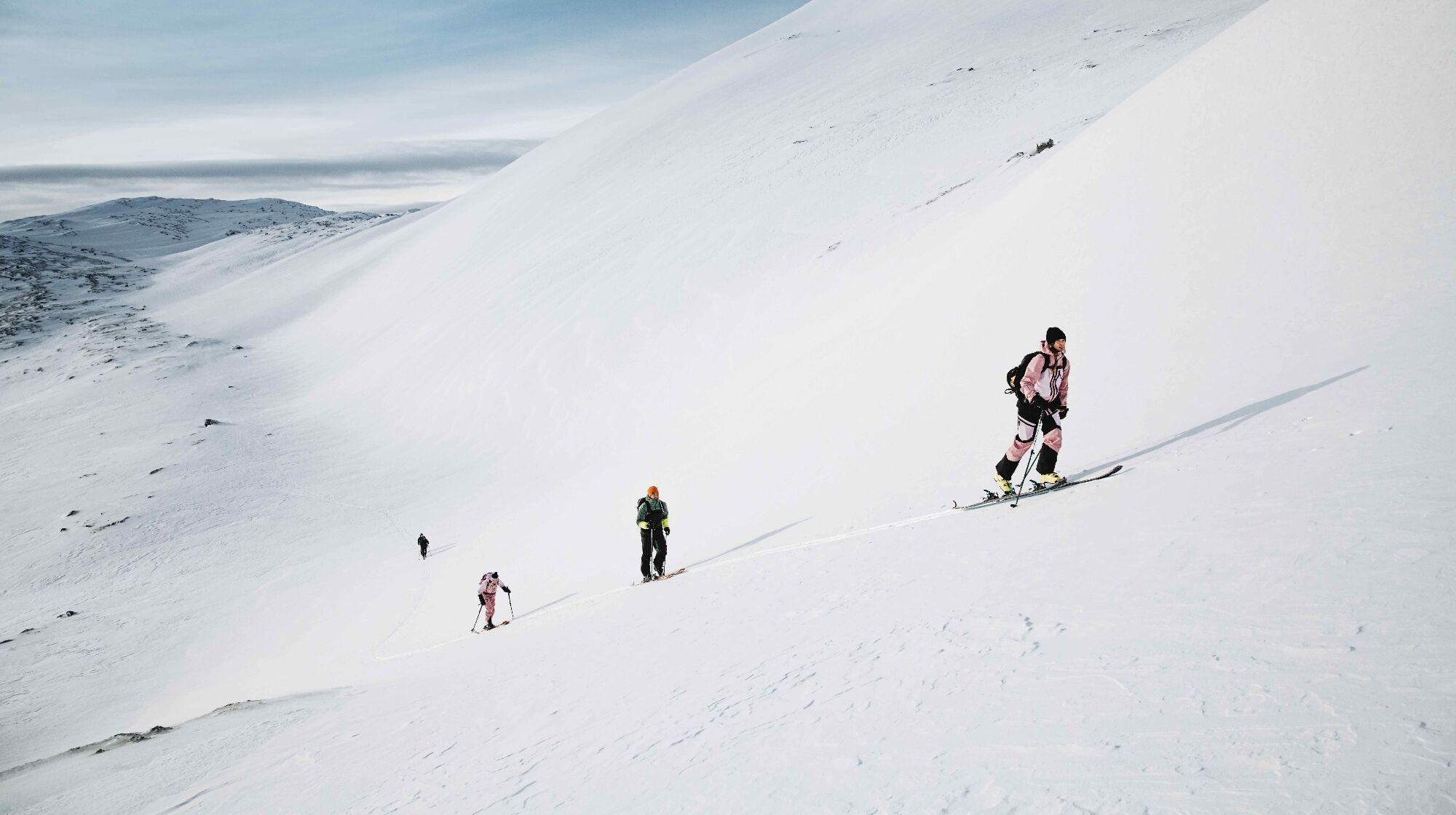Skitourengeher Peak Performance