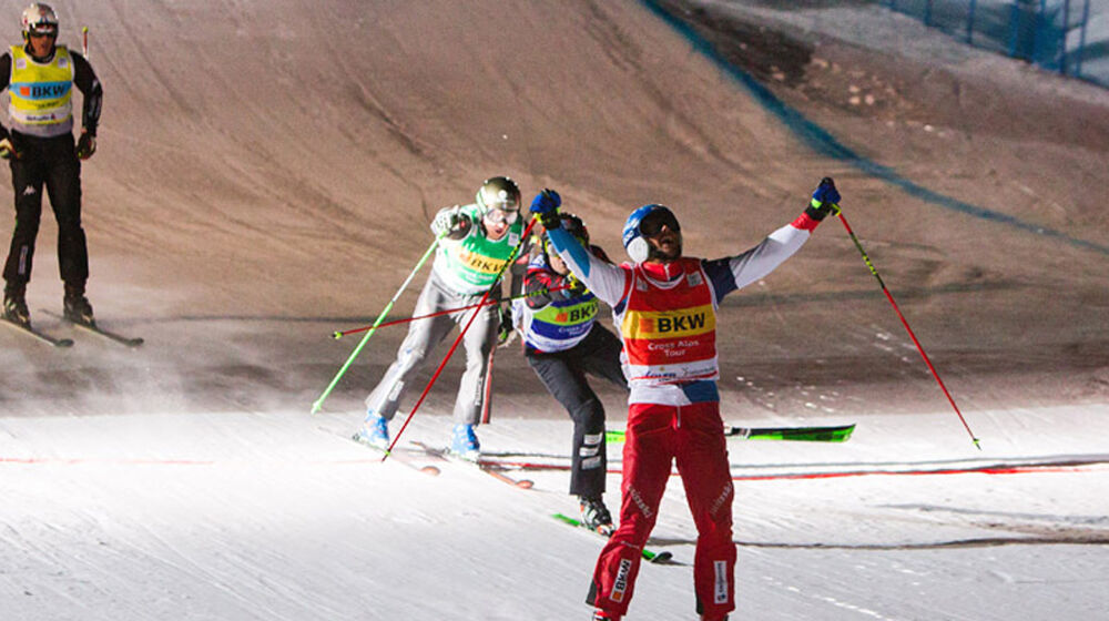 Skicross-Weltcup in Arosa