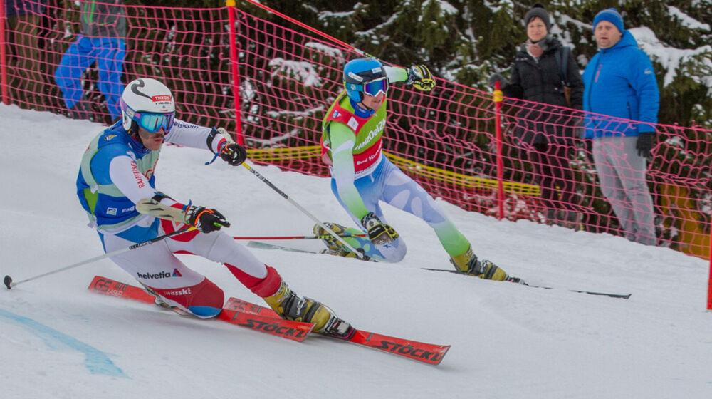 Parallel-Wettkampf beim Telemark-Weltcup