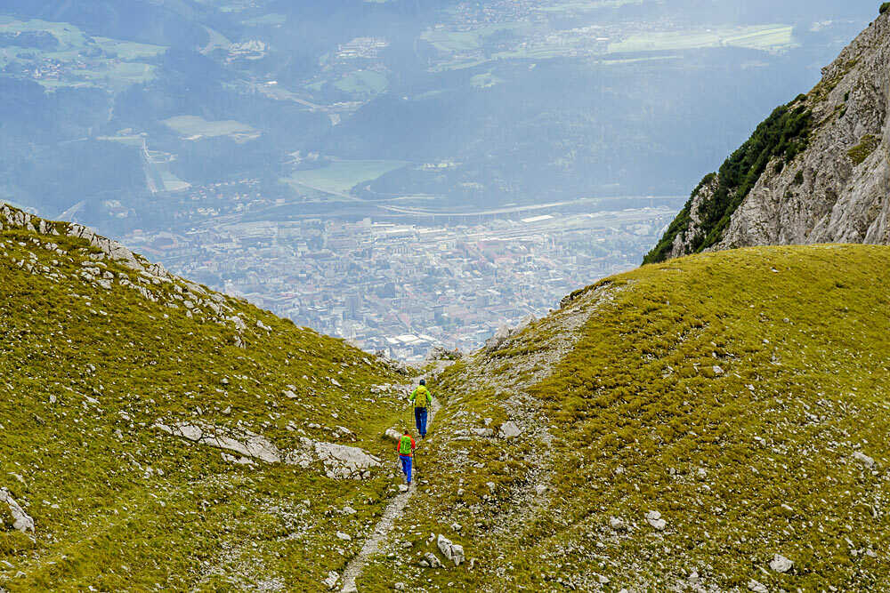 Fernwanderwege in den Alpen