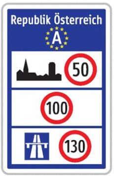 Wichtige Verkehrsregeln im Ausland