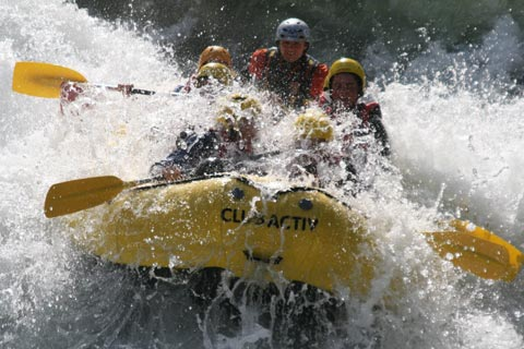 Bild Rafting Club Activ