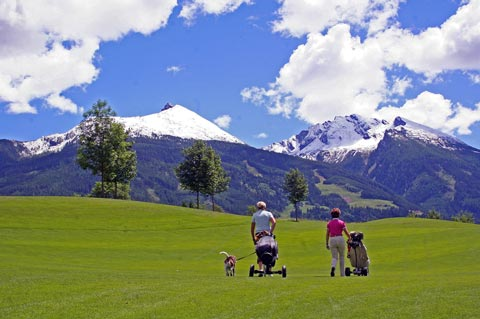 Bild Golf Club Gastein