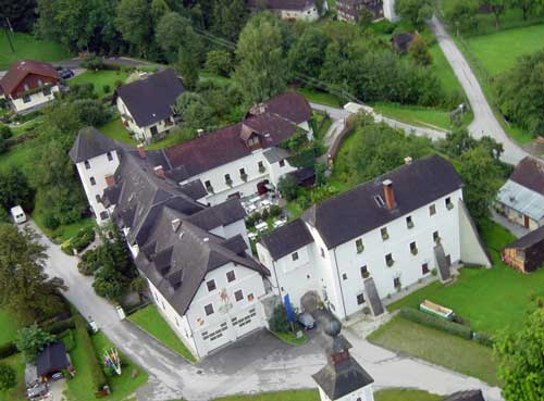 Schloß Thannegg-Moosheim