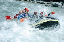 Rafting und Canyoning Zell am See