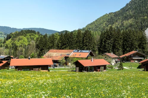 Chalets & Apartments beim Waicher