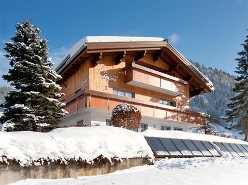 Frühstückspension Haus Alpina