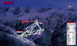 Keystone Resort - Nachtskipisten © Vail Resorts Management Company