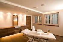 Massagebereich Leading Familiy Hotel & Resort Alpenrose