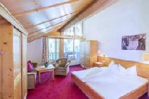 Juniorsuite im Montafoner Hof in Tschagguns