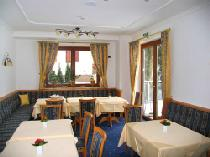 Restaurant im Hotel Panorama in Kaprun