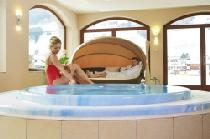 Der Whirlpool im Alpeiner Nature Resort