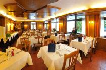 Das Restaurant im Hotel Ariston