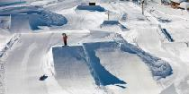 Snowpark White Elements © Jungfrau Ski Region
