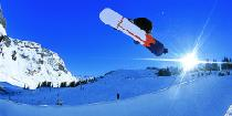 Die Superpipe in Avoriaz © Guy Miller - Avoriaz tourisme
