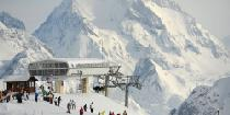 Bergstation in Courchevel © Courchevel Tourisme/Patrick Pachod