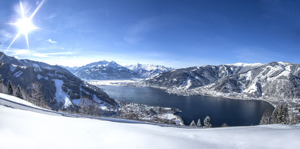 Zell am See-Kaprun im Winter
