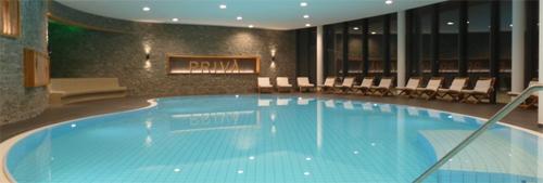 Schwimmbad Landal Alpine Lodge Lenzerheide