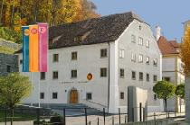 Außenansicht - Landesmuseum Vaduz © Liechtenstein Marketing
