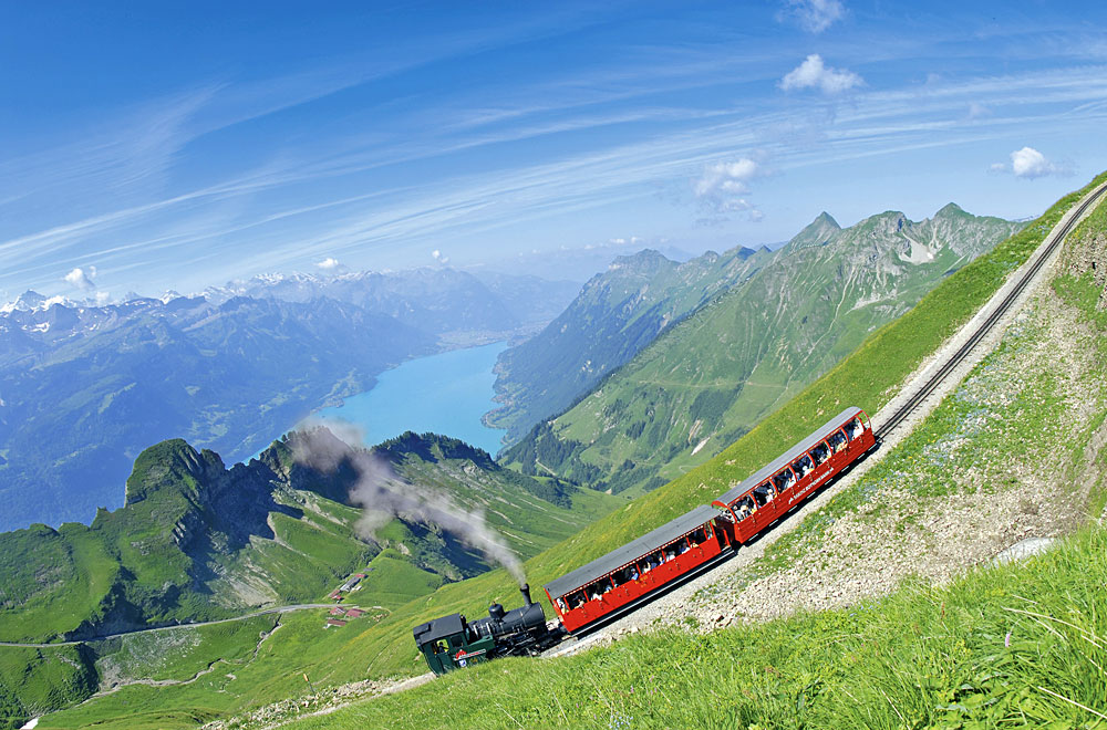 Bild Brienzer Rothorn