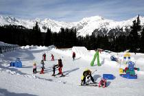 Ski-Kinderland in Ratschings-Jaufen © Ratschings-Jaufen.it