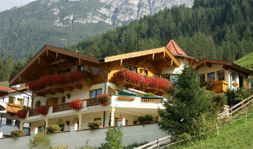 Appartementhaus Olympia Schlössl & Chalet Olympia