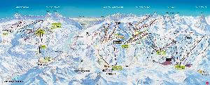 Pistenplan Formigal-Panticosa © Aramon Group