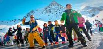 Das Kinderanimationsteam in Formigal-Panticosa © Aramon Group