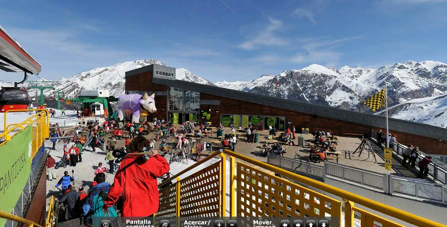 Restaurants Formigal-Panticosa