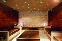 Das moderne Dampfbad im Adults-Only Emotion SPA vom Romantikhotel Zell am See