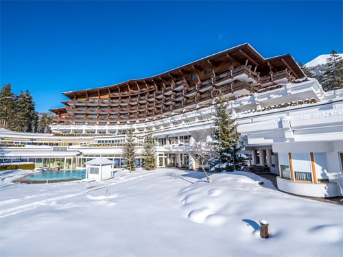 Krumers Alpin Resort & Spa Seefeld