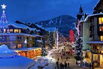 Whistler Village © Whistler Blackcomb; David McCol
