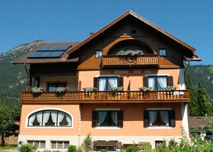 Das Gästehaus Maria-Anna in Garmisch-Partenkirchen