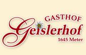 Logo Berggasthof Geislerhof