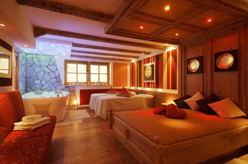 Das 'Privat Spa' im Landromantik Wellnesshotel Oswald