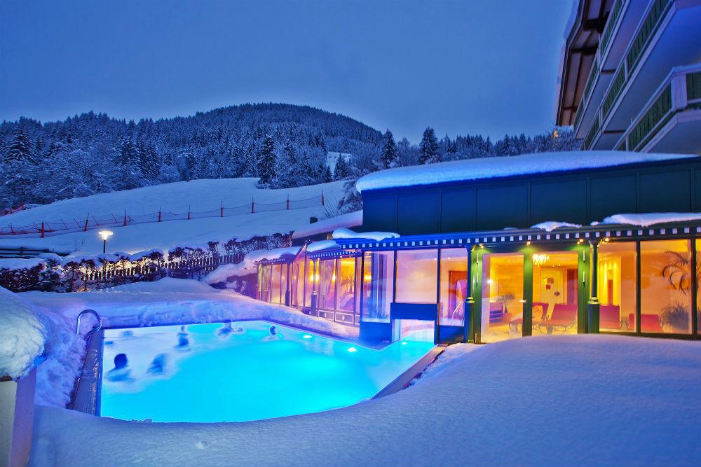 Hotel Berner Zell Am See Restaurant