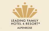 Logo Leading Family Hotel & Resort Alpenrose