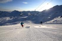 Good Morning Skiing in der Zillertal Arena © Zillertal Arena