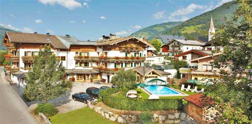 Scharlers boutique hotel in uttendorf salzburger land for Boutique hotel alpen