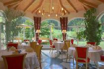 Restaurant im Hotel Seeber in Ratschings