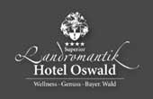 Logo Landromantik & Wellness Hotel Oswald