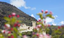 Die Churburg in Schluderns © Vinschgau Marketing – Frieder Blickle