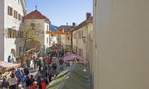 Markt in Mals © Vinschgau Marketing – Frieder Blickle