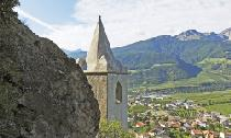 St. Ägidius in Kortsch © Vinschgau Marketing – Frieder Blickle
