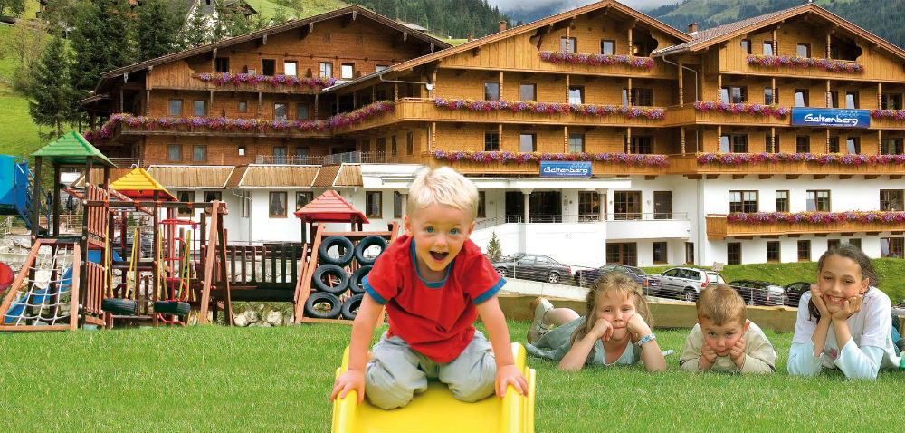 Kinderhotel cRaZy Galtenberg - Family