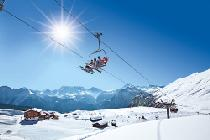 Kelchbach-Sessellift in Belalp © Switzerland Tourism / Photopress-Martin Ruetschi